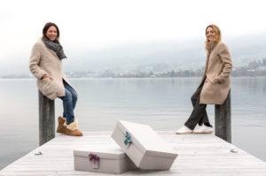 Ihr Liebreiz-Team Katja Disch-Zingraf und Esther Burkhalter die Gründerinnen von Liebreiz SCHENKEN