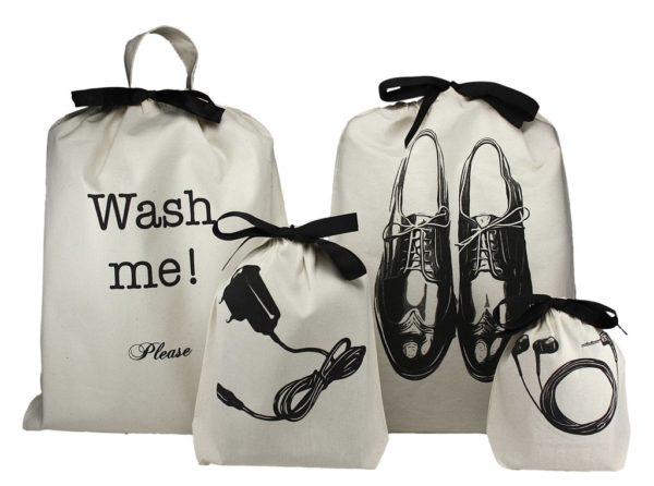 Travel Bags personalisierbar von Bag-All für den Männer Koffer