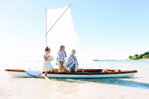 Strandtücher für Kinder von The Beach People