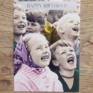 A-6 Karte happy Birthday