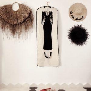 Mood Bild Bag-All Kleidersack Abendgarderobe