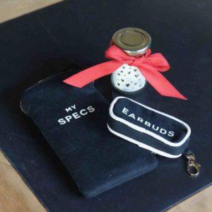 Kerze und Handtaschen Bags