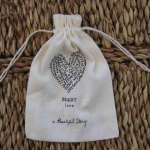 Geschenk Säckchen Baumwolle
