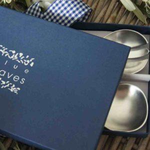 Geschenkbox Salatbesteck
