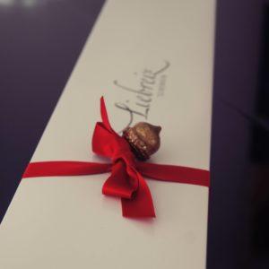 Geschenke in Liebreiz Kartonage Verpackung