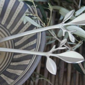 Detail Salatbeck Leaves