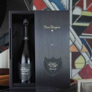 Dom Perignon P2 Vintage Geschenkbox