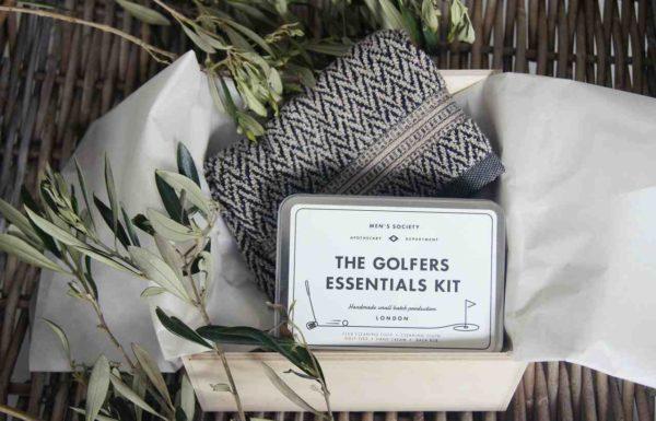 Golfer Geschenkset