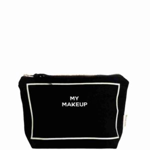 Stylisches Make-up Täschchen von Bag-All schwarz