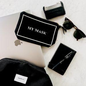 My Mask schwarz Bag