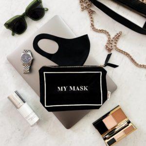 My Mask Bag schwarz