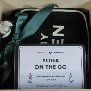 Yoga to go Geschenk für Yoga Liebhaber