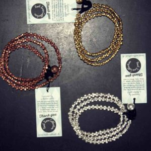 Armbänder von Real Time Collection