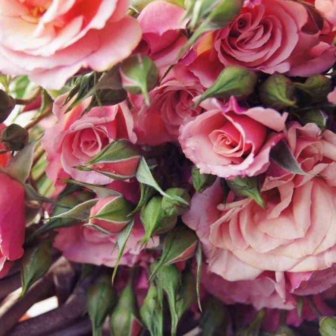 Rosenstrauss zum Valentinstag