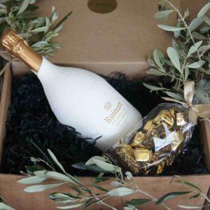 Ruinart Champagner Blanc de Blanc mit Tartuffi