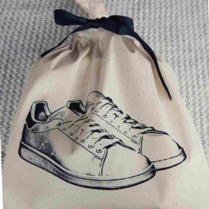 Travel Bag für Sneakers von Bag-All