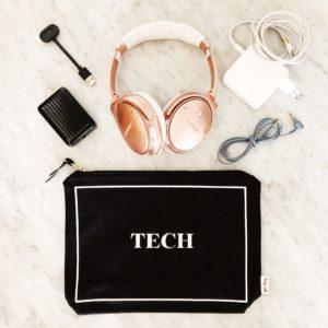 Tech Bag schwarz Bag-All