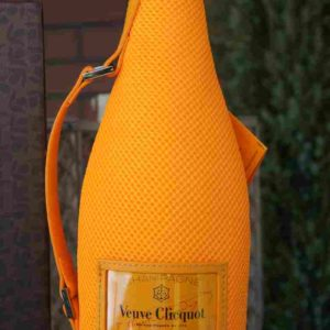 Veuve Clicquot Champagner brut Ice Jacket Yellow