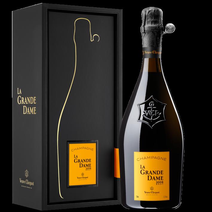 Veuve Cliquot Champagner la grande Dame