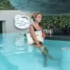 Beach Pouch WET & DRY von Bag-all ist ein wahres Sommer-Lieblingsteil und optisch ein Hingucker und mit dem wasserfesten Innenfutter einfach perfekt