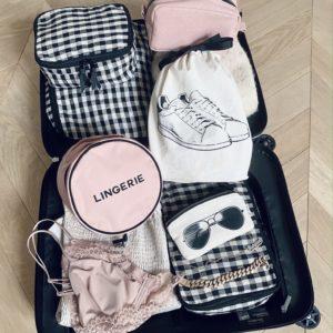 stilvolles Packen mit Bag-All