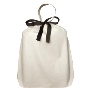 Ein Stoff-Beutel für alle Fälle - als Geschenk oder als Aufbewahrung, wird dieser Beutel bedruckt oder bestickt!