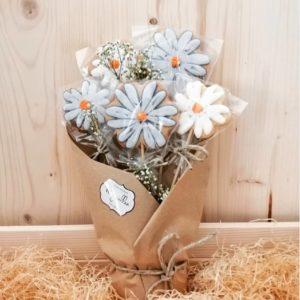 Der essbare Blumenstrauss ist eine schöne Überraschung zum Geburtstag, vor allem auch für Männer. Jedoch auch als Gute-Besserungswunsch in den Spital, ein ideales Geschenk.
