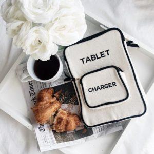 Dieses personalisierbare Tablet-Case von Bag-All ist einfach ein Lieblingsteil und ein ideales Geschenk.