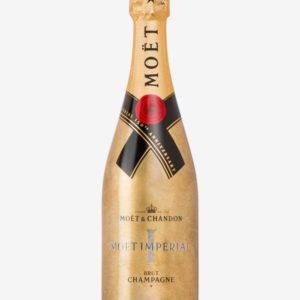Moet & Chandon Imperial gold Edition ist ein wunderbares Geschenk zu Weihnachten oder für jeden festlichen Anlass.
