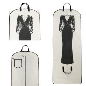 Kleidersack fürs Abendkleid personalisierbar