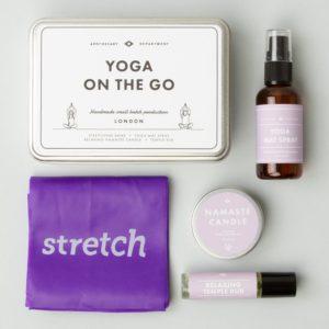 Kit für Yoga to go